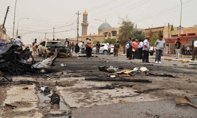 17 زخمی در انفجار عراق